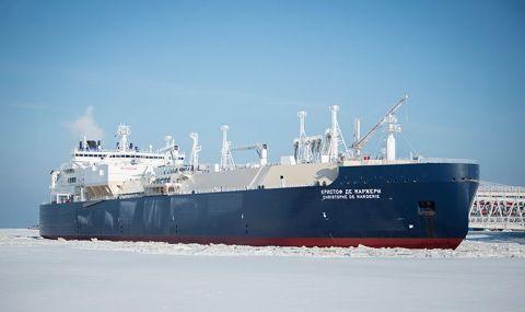 Над 8% увеличение на товаропотока по Северния морски път