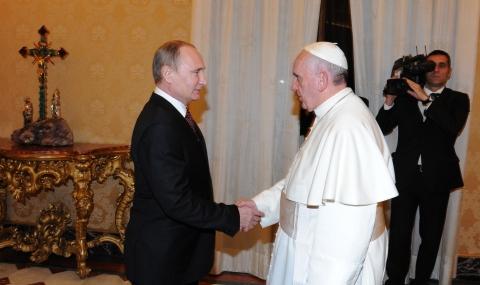 Берлускони става посланик на Русия във Ватикана?