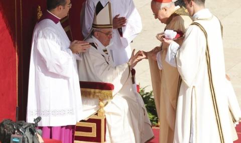 Папа Франциск: Нужна е промяна в и за Църквата