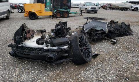 Колко бихте платили за този McLaren GT?