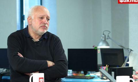 Проф. Минеков за ФАКТИ: Бухалка е мека дума за прокуратурата, могат да бъдат по-зловещи - 1
