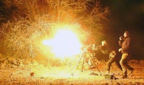 Терористи започват военна кампания в Сирия - 1