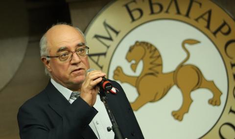 Кънчо Стойчев: Предсрочните избори са обществена необходимост