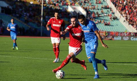 Трима от ЦСКА с проблеми след мача с Левски - 1
