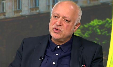 Проф. Минеков гостува в NOVA: Нали няма да бъдем прекъснати от брифинг на бившата управляваща партия?