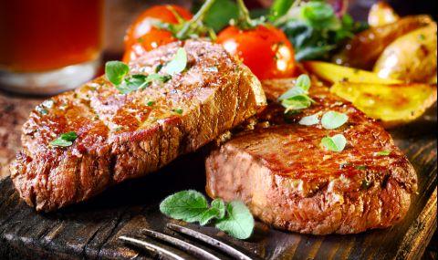 Внимавайте колко месо ядете, защото...
