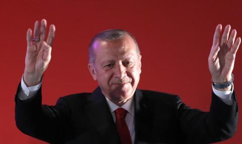 Ердоган към САЩ: Санкциите няма да ни спрат!