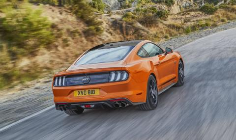 Ford представи Mustang55