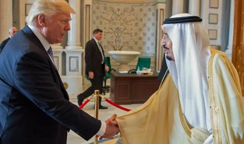 Саудитска Арабия, оръжията и ветото на Тръмп