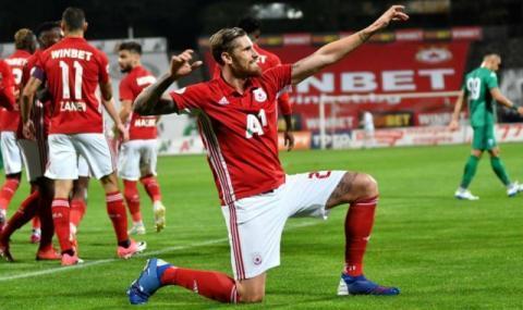 Албентоса: ЦСКА ще разкара чужденците си