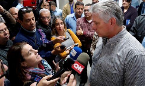 Куба: САЩ правят цирк в страната
