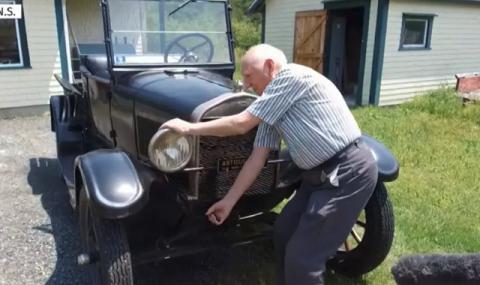 Да караш 70 години един и същ автомобил