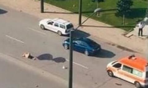 Шофьор прегази и уби жена в София, издирват го