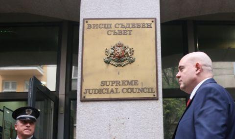 ВСС откри и спря процедурата за специален прокурор, разследващ главния