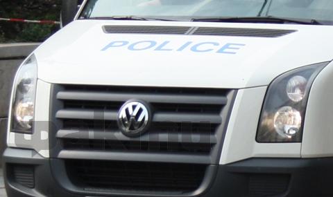 Хванаха автоапаш след преследване и стрелба