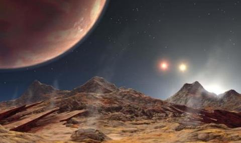 Откриха планета с три слънца - 【Новини от света】• актуална информация, теми  и новости | ФАКТИ.БГ