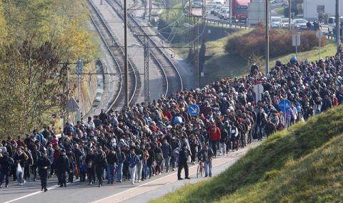 По-малко от 20% от нелегалните мигранти в ЕС се връщат в родните си страни - 1