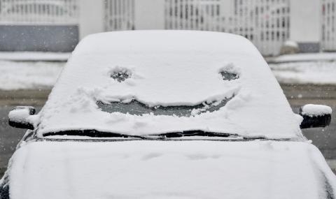Студ и сняг обхващат страната
