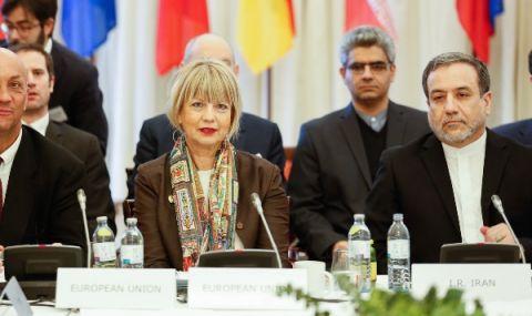 Хелга Шмид оглавява ОССЕ