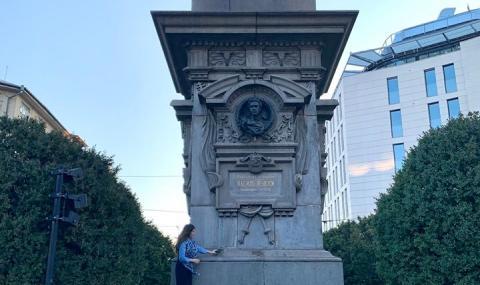 Херо Мустафа се поклони пред Васил Левски