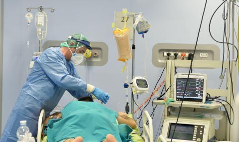 587 нови заразени, починаха 23-ма с коронавирус