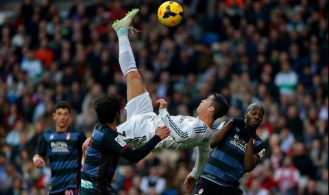 Агент: Роналдо ще завърши кариерата си в Реал - 1