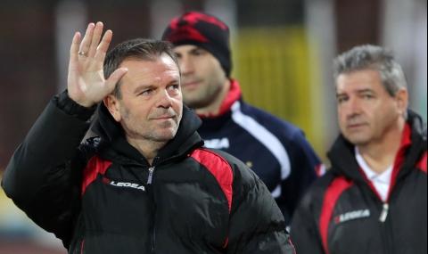 Стойчо Младенов: Ще вземем още едно менте в отбора - 1