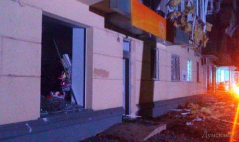 Терорист се самовзриви в Одеса - 1