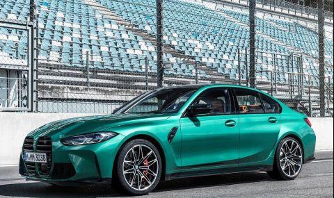 BMW връща на пазара култовото M3 CSL - 1