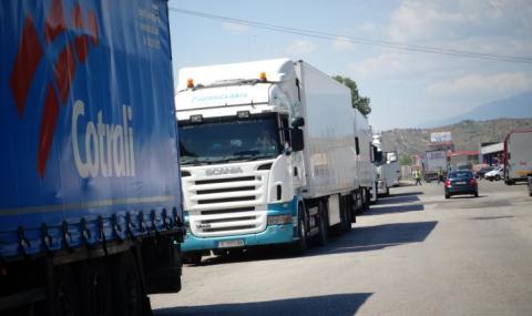 Продължава акцията на БЧК на българо - турската граница
