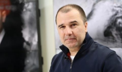 Цветомир Найденов показа скандален чат в профила си във