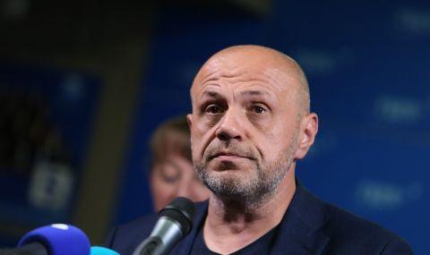 Томислав Дончев: Трябва да се нагърбим да сме отговорна опозиция