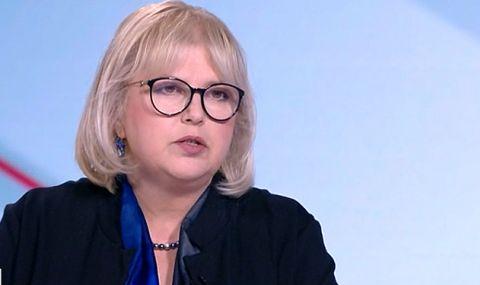 Мария Капон: Няма да подкрепя правителство на БСП