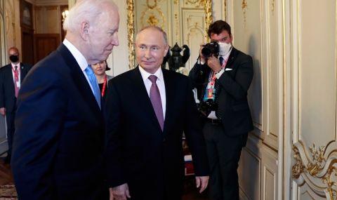 Байдън vs. Путин - за какво говориха двамата лидери