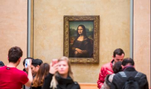 """Местят """"Мона Лиза"""""""