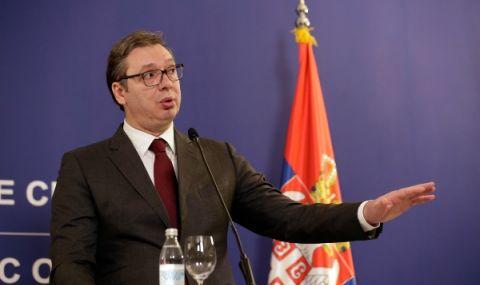 Сърбия пуска газ през