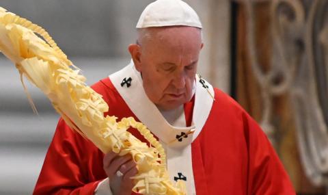 Папа Франциск: Така живея по време на пандемията