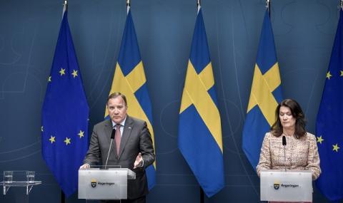 Шведският модел? Старци се задушават до смърт в домове