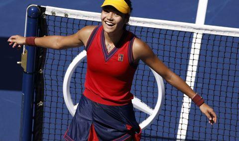 18-годишна e полуфиналистка на US Open - 1