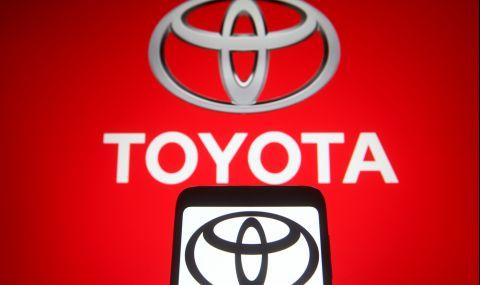 Apple ще прави кола с помощта на Toyota? - 1