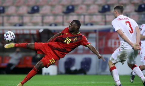 Белгия унижи Беларус след 8:0 (ВИДЕО)