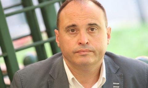 Румен Гълъбинов: Радев искаше да се заяви отрано
