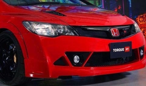 Тази Honda Civic Type R се продава за над 200 хиляди лева - 4