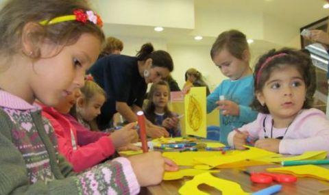 Излиза първото класиране за място в детските градини и ясли в София