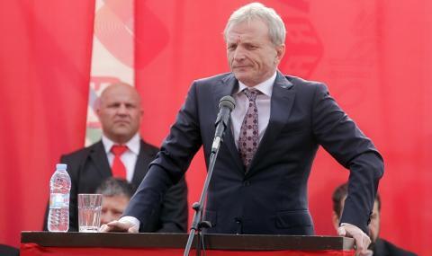 Успехите и провалите на Гриша Ганчев в ЦСКА