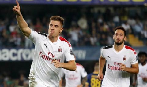 Бащата на Пьонтек: С удоволствие ще напусне Милан