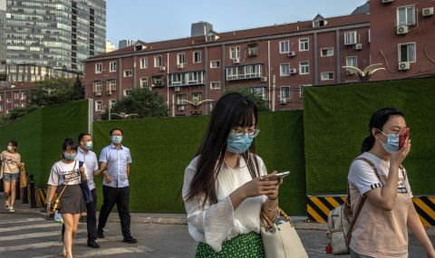 Китай регистрира нови случаи на заразяване - 1