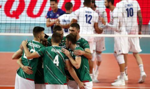България стартира с успех на Европейското първенство по волейбол - 1