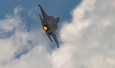 Ф-35 е невидим за руските зенитни комплекси