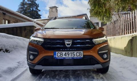 Рекорден интерес към новата Dacia у нас